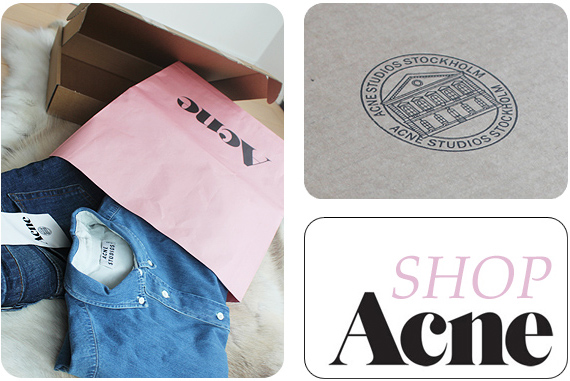 Køb Acne Jeans