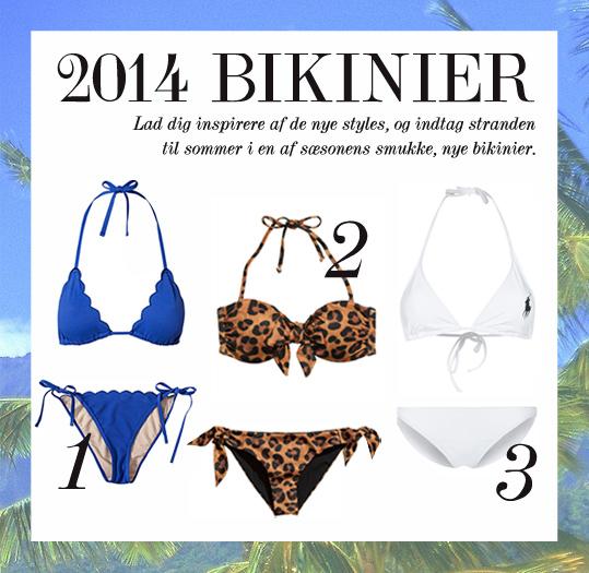 Bikinier 2014