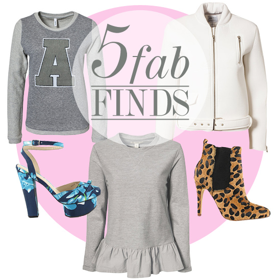 five fab finds