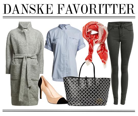 Danske favoritter